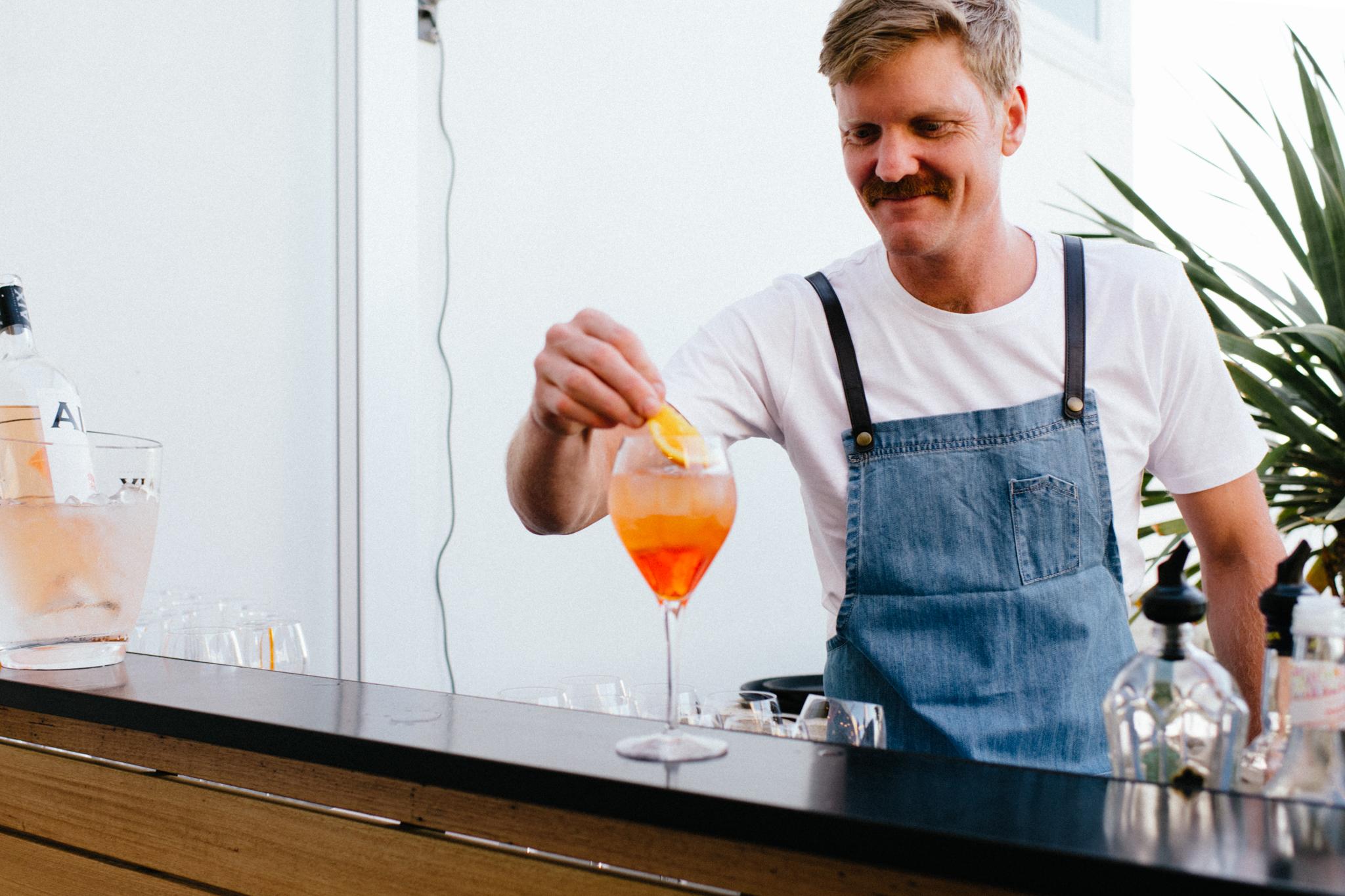 Bib & Tucker Fremantle Cocktails & Drinks on the beach